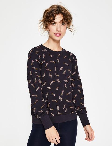 Renee Sweatshirt Grey Damen Boden, Grey