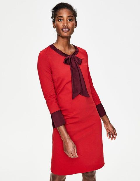 Josie Ponte Dress J0288 Day Dresses At Boden