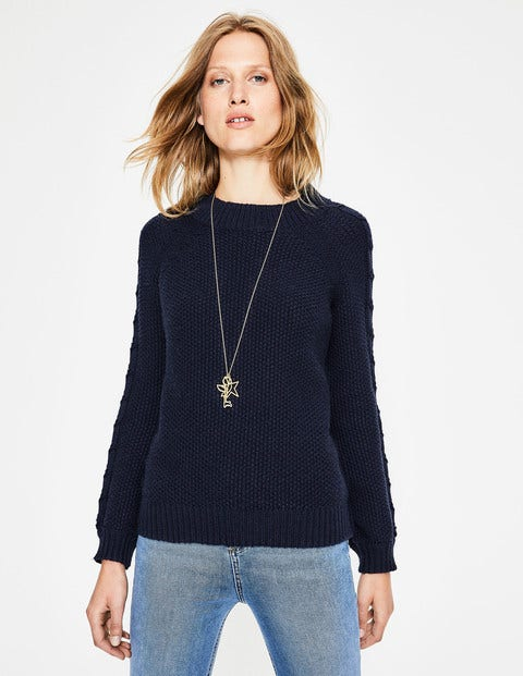 Kendal Sweater - Navy