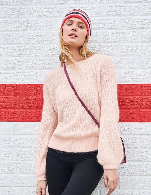 Francesca Sweater - Milkshake