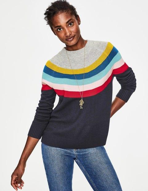 Helena Sweater - Navy