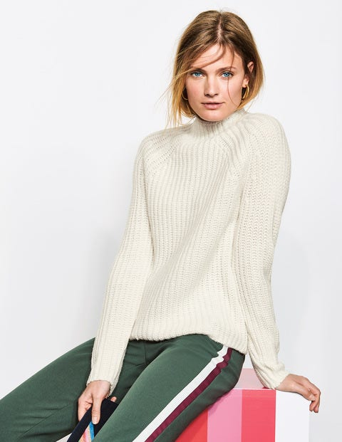Isabella Sweater - Ivory