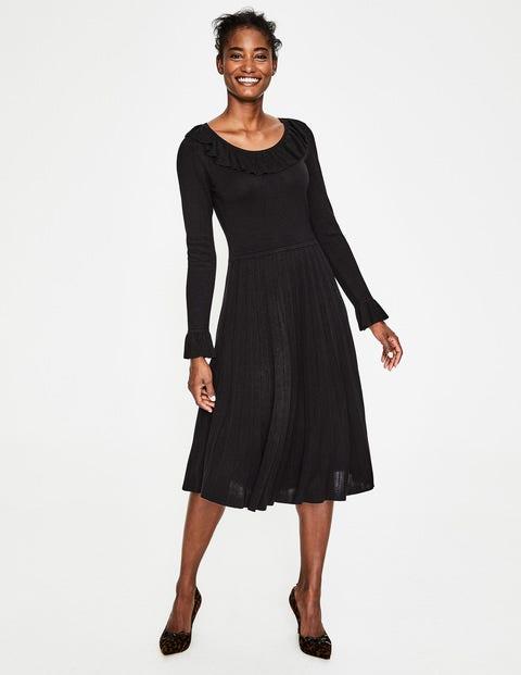 Lavinia Dress - Black