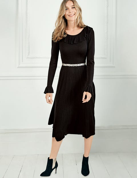 Lavinia Dress - Black