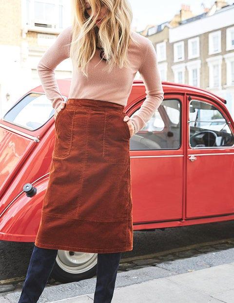 Burston Skirt - Conker