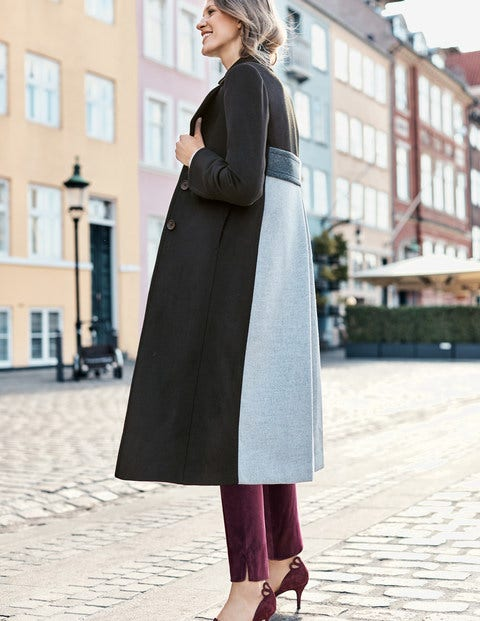 Farleigh Coat - Black