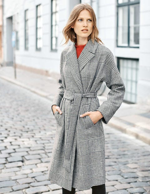 Lindfield Wrap Coat T0200 Coats At Boden