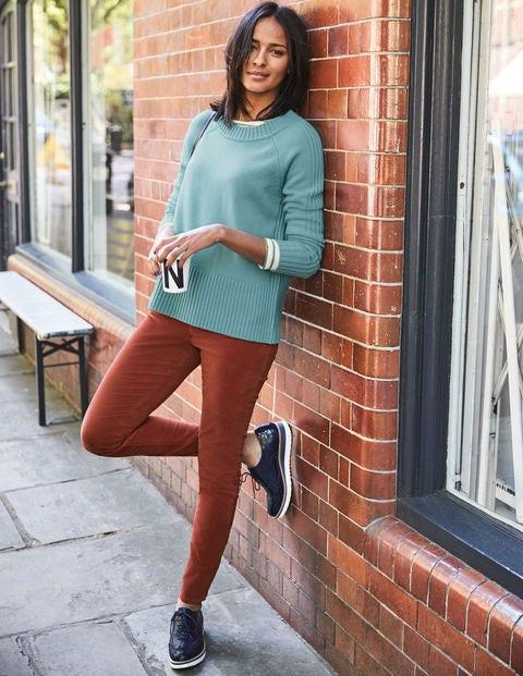 Velvet Soho Skinny Jeans - Conker
