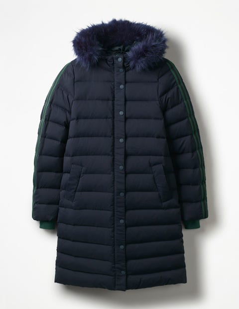 Brecon Puffer Coat T0243 Coats At Boden