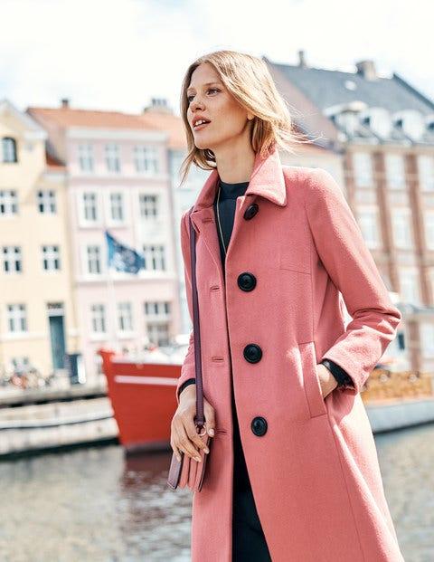 Conwy Coat - Blush