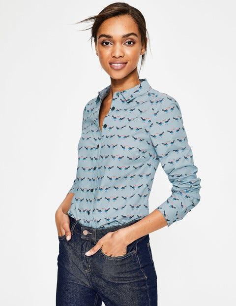 Modern Classic Shirt - Breeze, Love Birds