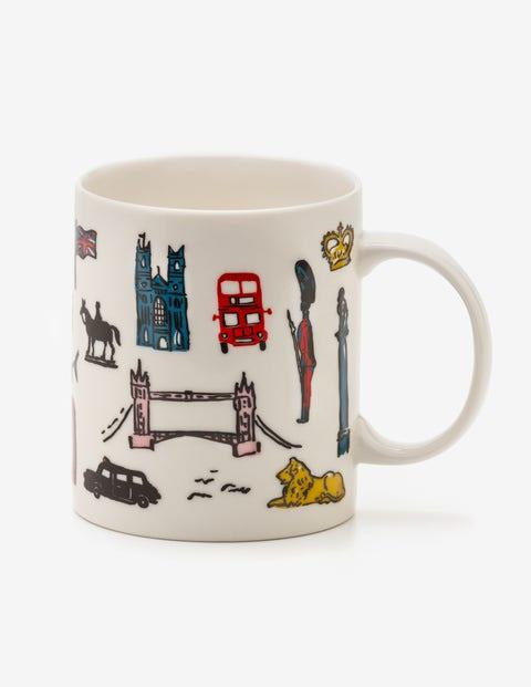 Fun Mug - London Scene