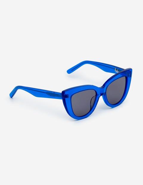 Valencia Sunglasses - Cobalt