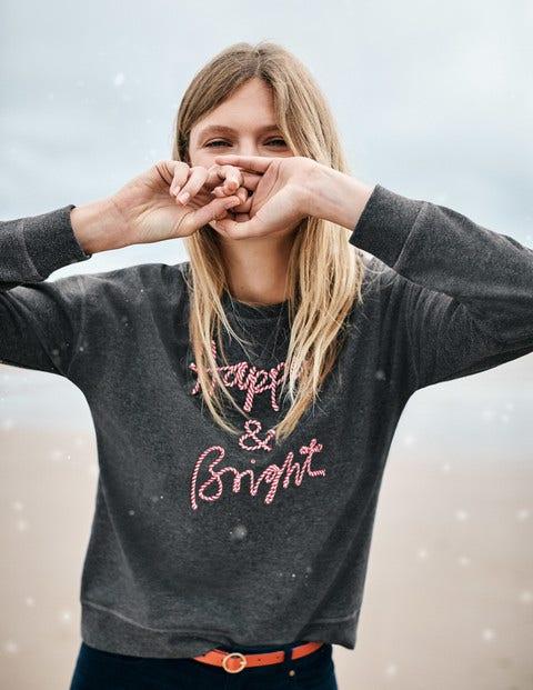 Arabella Sweatshirt - Happy and Bright Cording