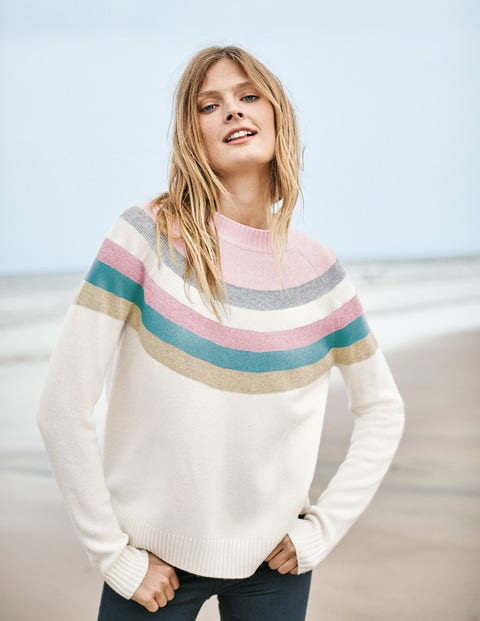 Helena Sweater - Ivory