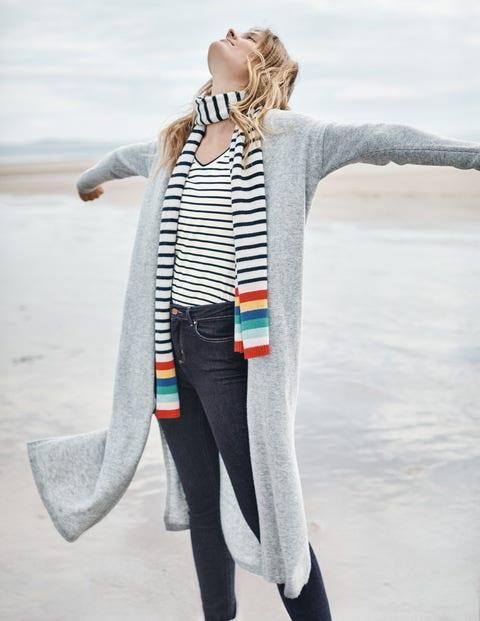 Juliette Side Split Cardigan K0198 Sweaters At Boden