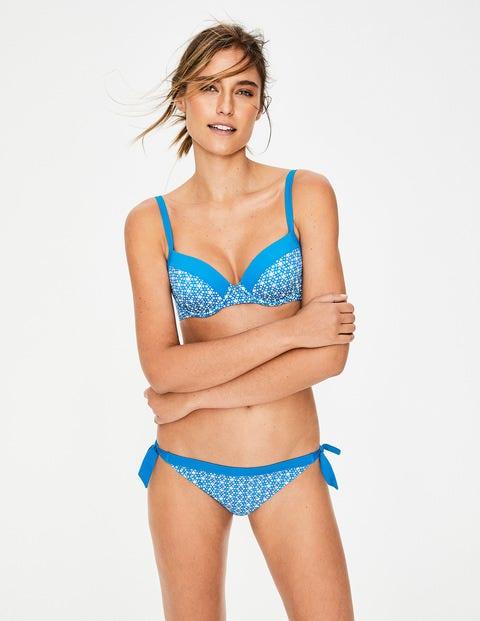 Tie Bikini Bottoms - Blue Star