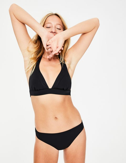 Mix & Match Bikini Bottoms - Black