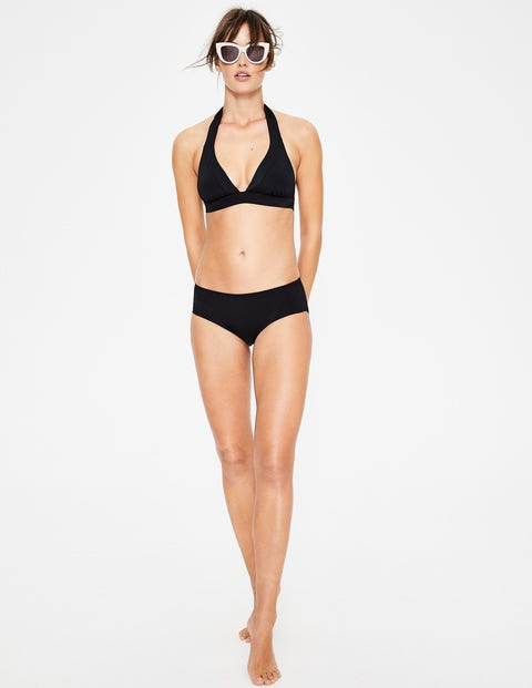 Mix & Match Bikini Shorts - Black