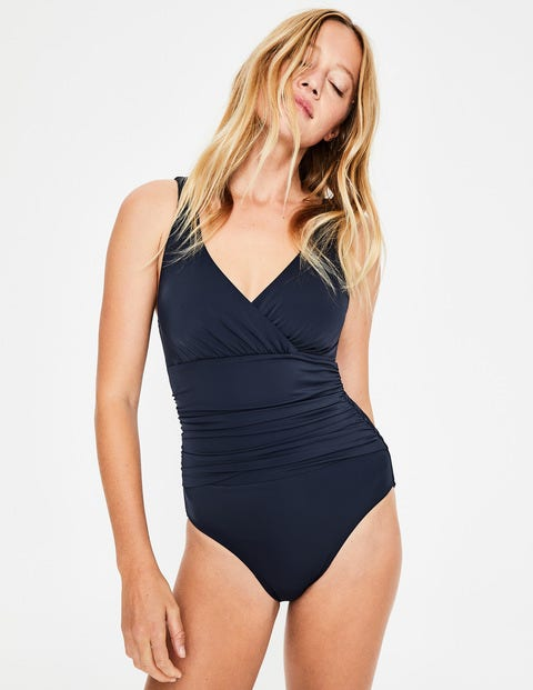 Talamanca Swimsuit - Navy