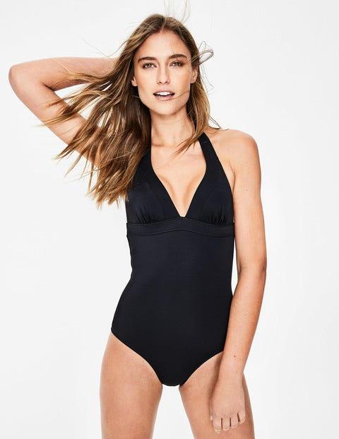 f50ae4fa73 Formentera Swimsuit Black Women Boden