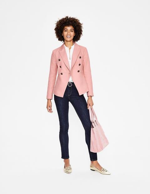 Addlestone Blazer - Chalky Pink