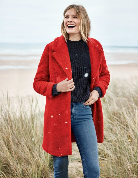 Hereford Coat T0247 Coats At Boden