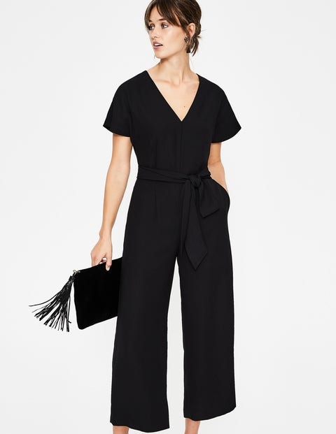 Romilly Jumpsuit - Black