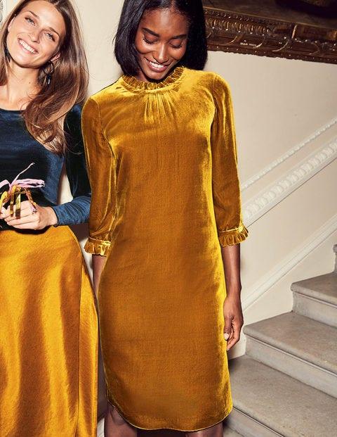 Adora Velvet Dress W0249 Special Occasion Dresses At Boden