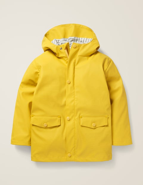 Waterproof Fisherman's Jacket - Wasp Yellow