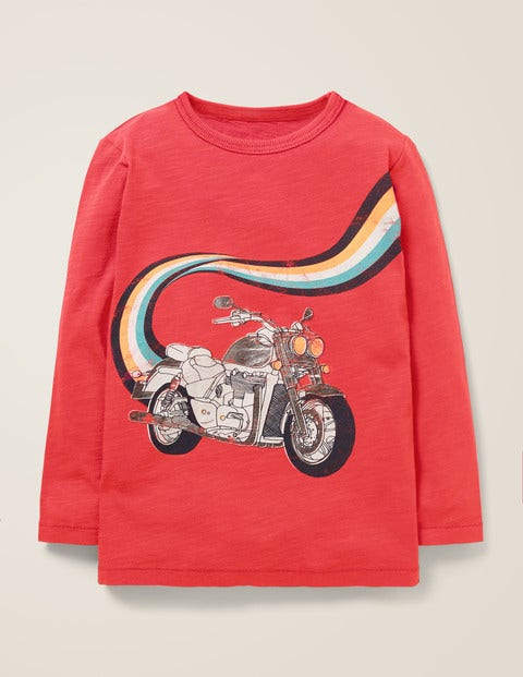 Metallic Fast Vehicle T-shirt