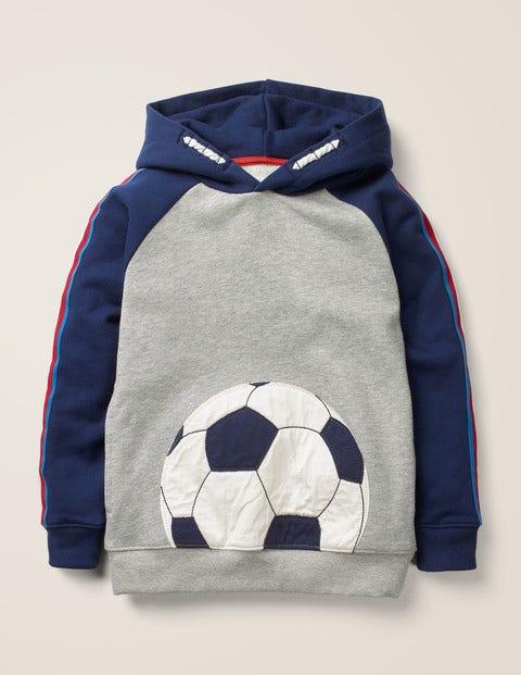 Fußball-Hoodie