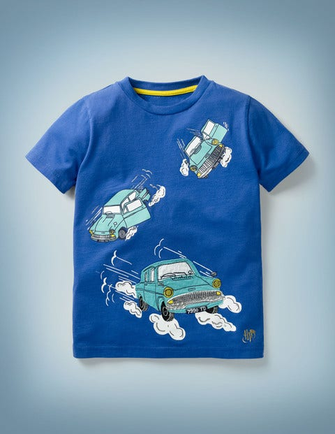 Magical Transport T-Shirt - Duke Blue