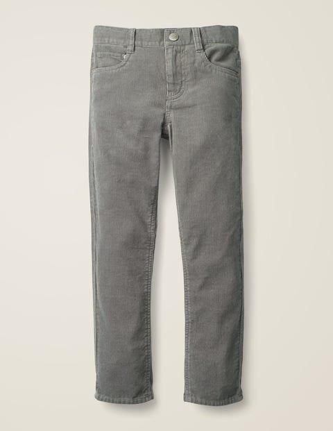 Schmal geschnittene Cord-Jeans