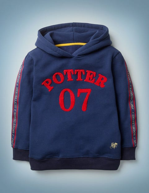 Potter Hoodie - College Blue
