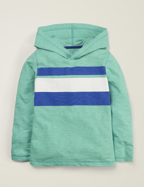 Lightweight Hoodie - Sea Breeze/ Duke Blue
