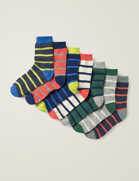 7 Pack Sock Box