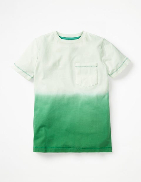 Dip-Dye T-Shirt - Greenhouse