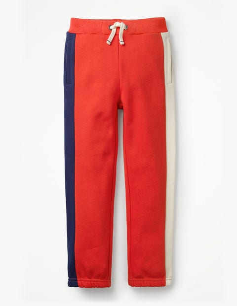 Sporthose Red Jungen Boden, Red rot |