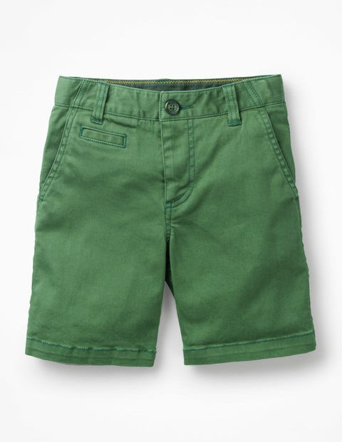 Chino Shorts - Safari Green