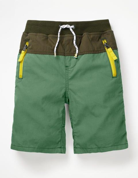 Short D'aventurier - Vert romarin/vert ghillie