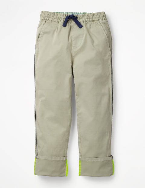 Pull-on Chino Pants