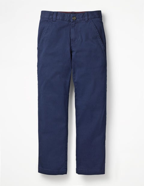 Chino Pants - College Blue