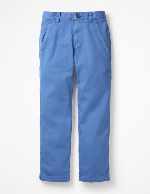 Chino Trousers - Wild Blueberry