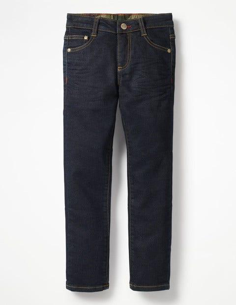 Jean Coupe Slim - Vintage foncé