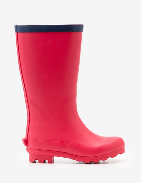 Wellies - Salsa Red