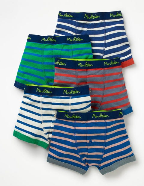 5 Pack Boxers