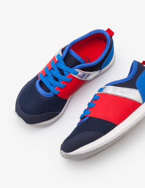 Active Trainers - Navy Blue