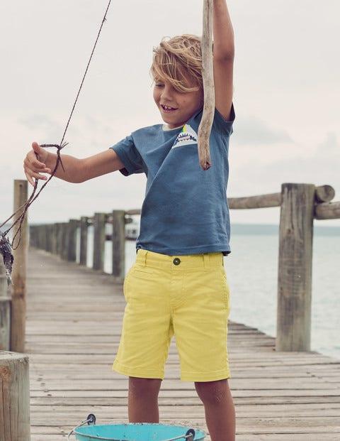Chino Shorts - Buttercup Yellow