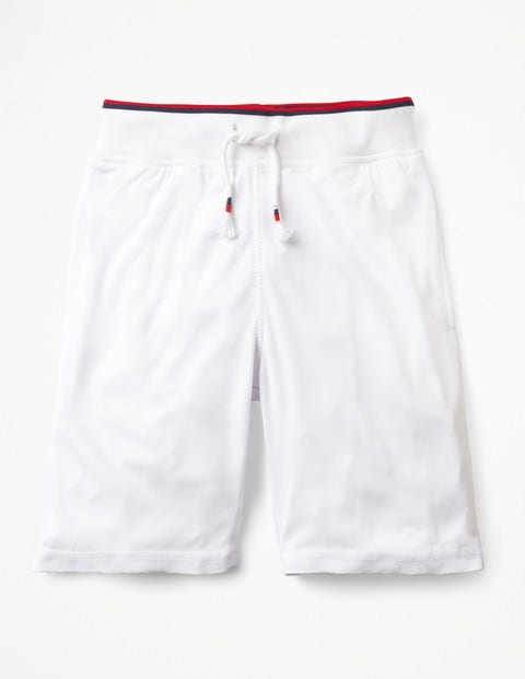Active Shorts - White